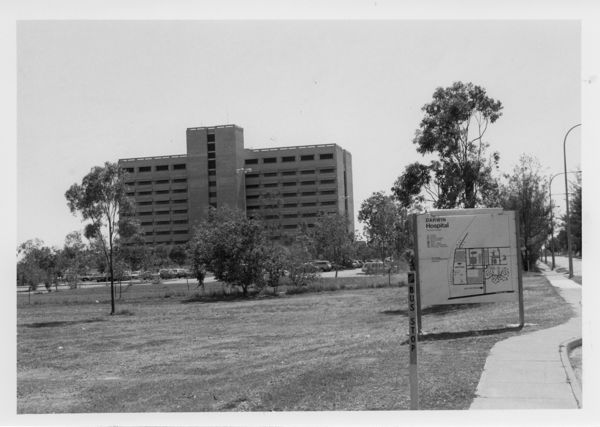Darwin Hospital