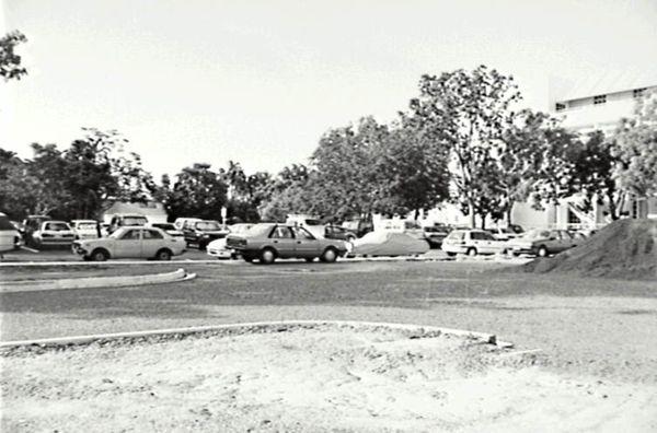 Leichhardt Car Park