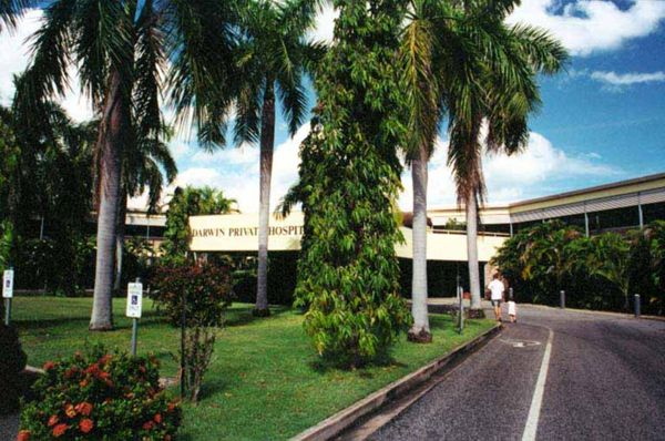 Darwin Private Hospital