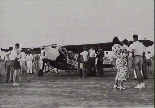 1934 London to Australia air race