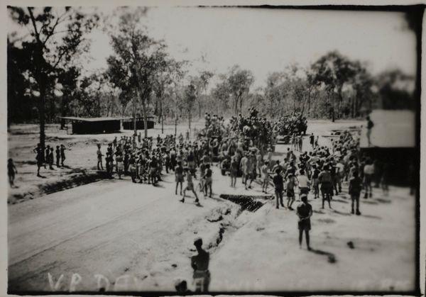 V.P. Day, Darwin