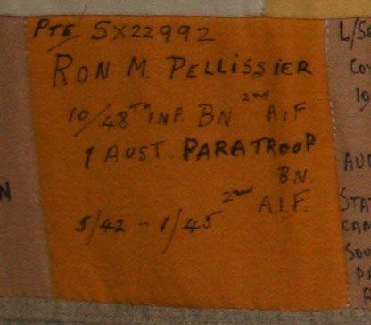 Ron M. Pellissier