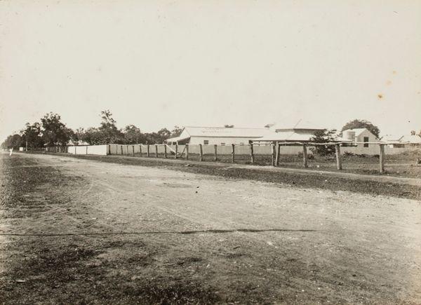 Darwin bread factory