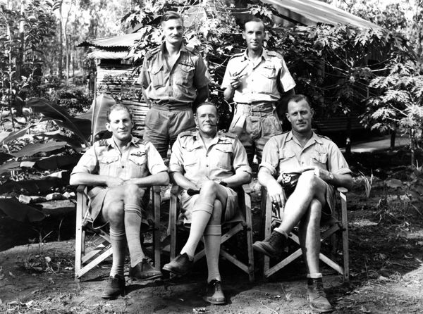 Squadron commanders