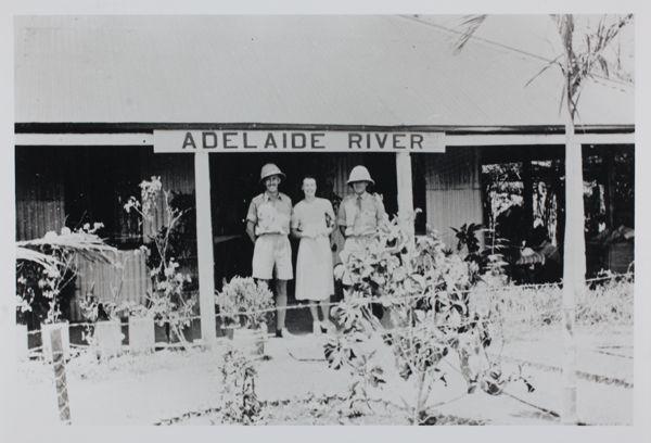 Adelaide River Station