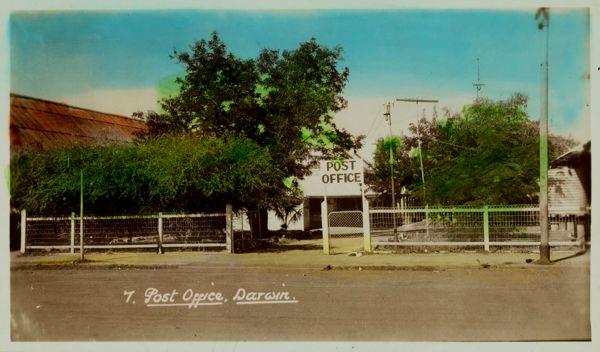 Post Office, Darwin