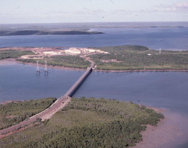 Channel Island Power Station