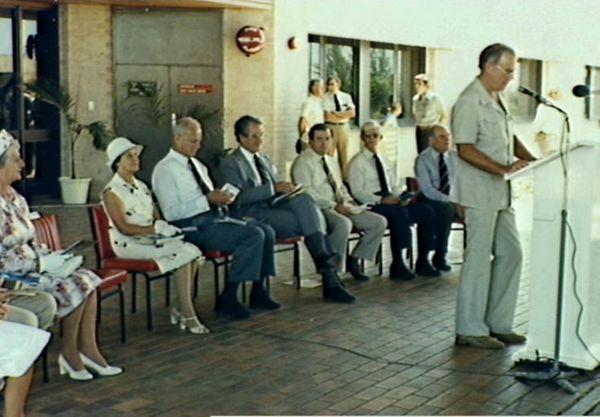 Opening Ceremony for Casuarina Hospital