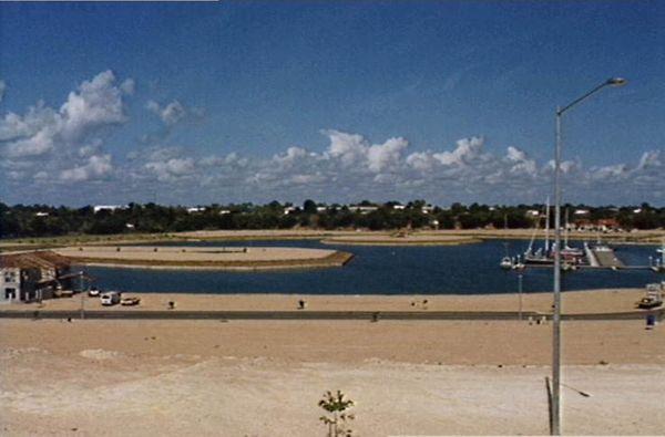 Cullen Bay redevelopment