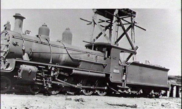 Heavy goods engine