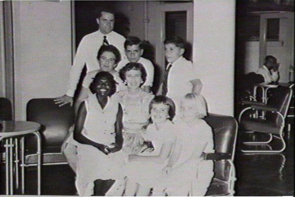 Group of Territory school children