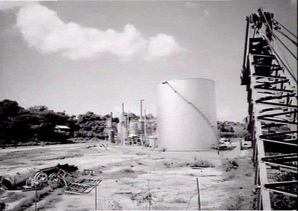 Shell bitumen plant