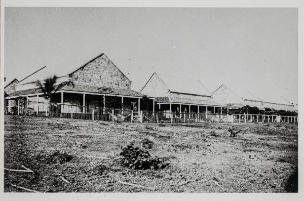 Overland Telegraph Station Master's quarters