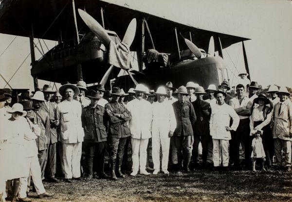 Smith Brothers at Darwin