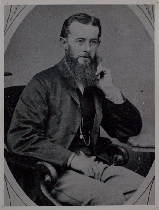 Gilbert Rotherdale McMinn