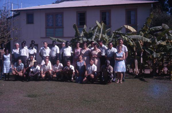 Methodist Overseas Mission Synod, Darwin