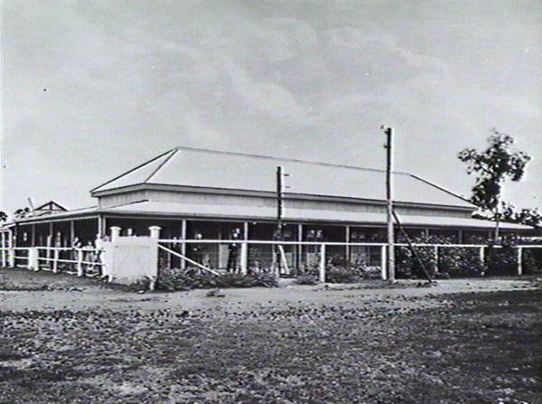 Unknown homestead
