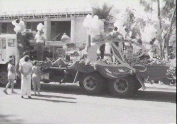 Bougainvillea festival parade