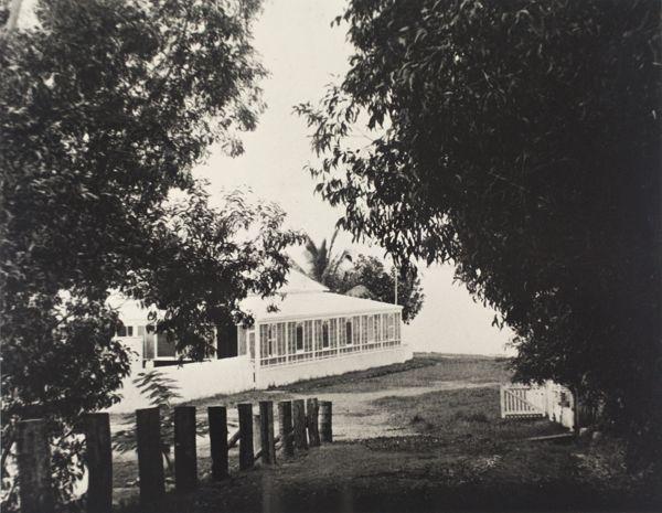 Doctor's residence