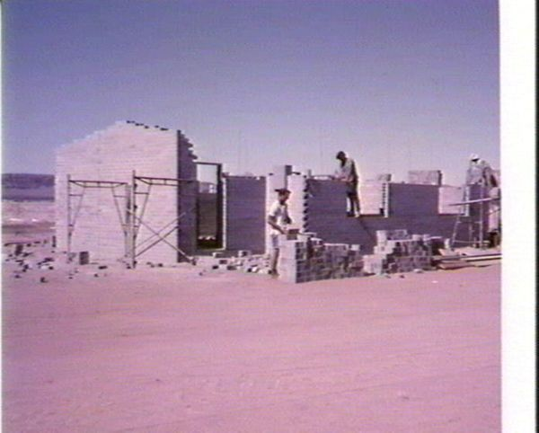 Building a brick house