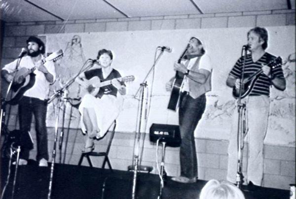 Performance at Memorial Club