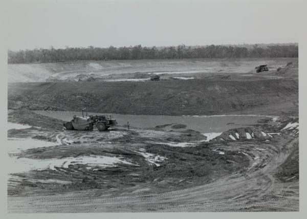 Ranger Uranium Mine open cut