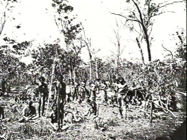 Aboriginal Camp, Darwin