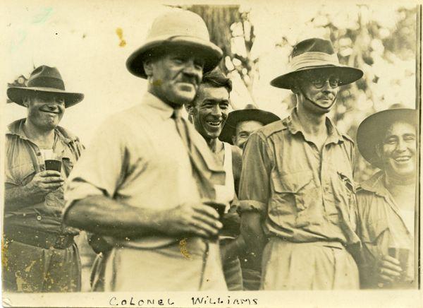 Colonel Williams