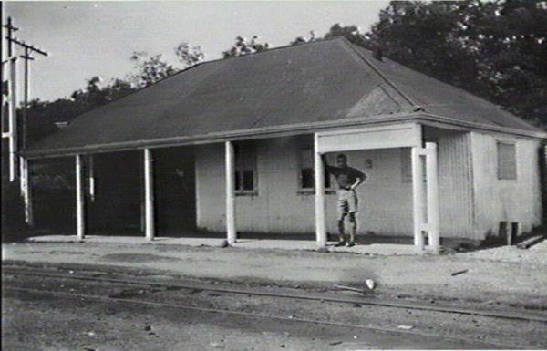 Darwin Railway Station