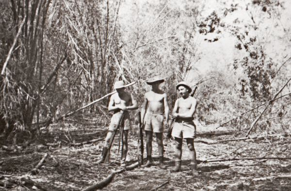 Soldiers at Adelaide River
