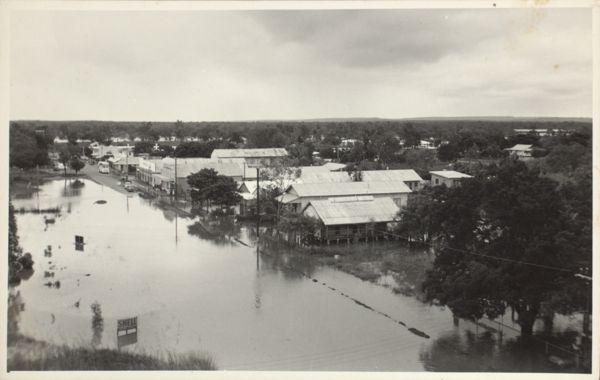 Main street, Katherine