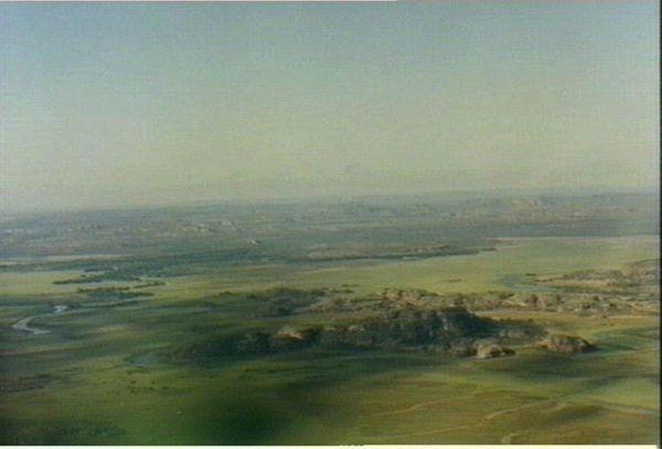 Arnhemland escarpment