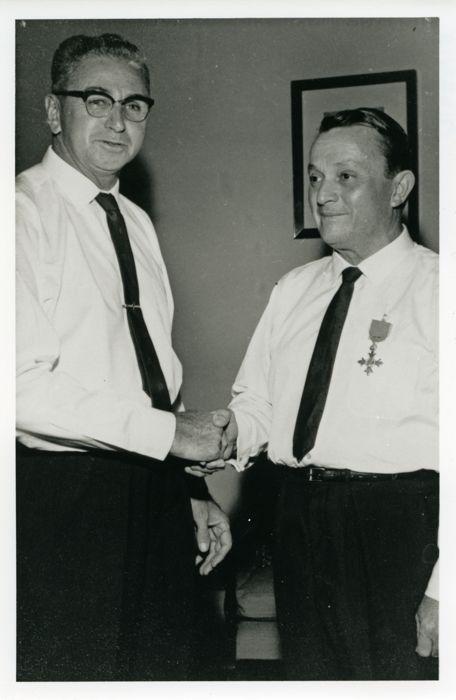 Michael Paspalis MBE