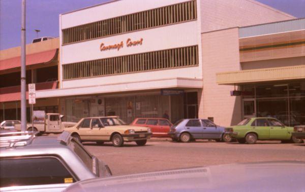 Cavenagh Court building