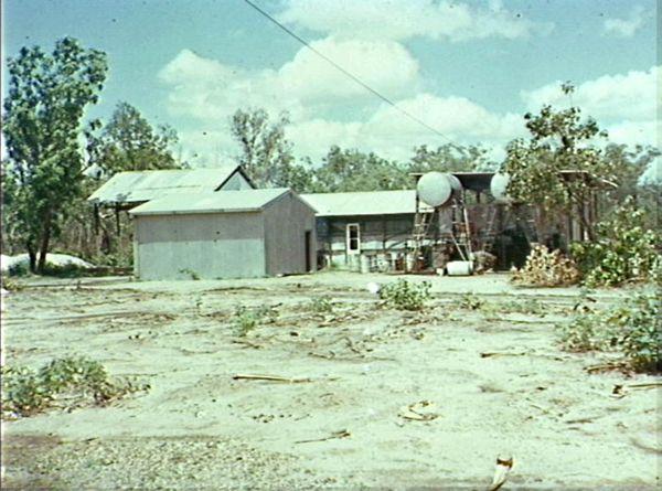 Old abattoir complex