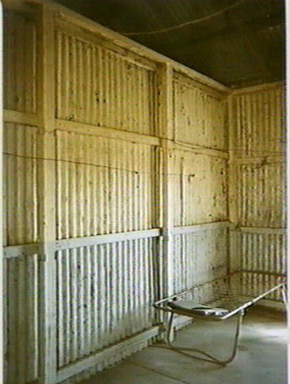 Old shed - unknown location