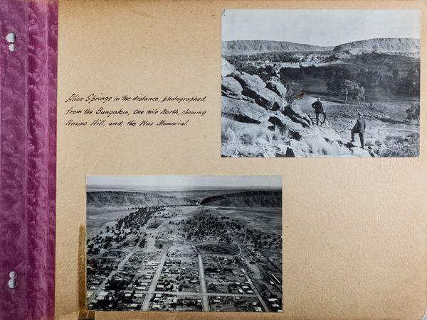 Panebianco Photo Album (MAGNT R/N 1687)