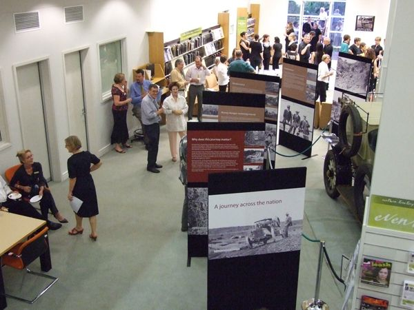 Off the Beaten Track Exhibition launch
