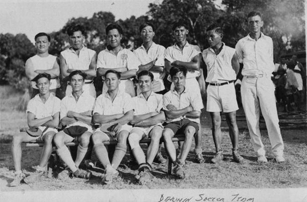 Darwin Chinese soccer team