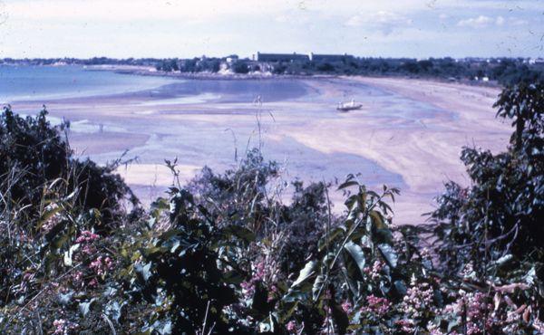 Mindil Beach at low tide