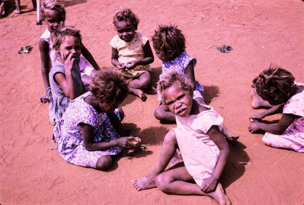 Yuendumu preschool group
